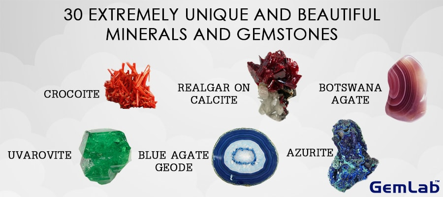 30 Extremely Unique And Beautiful Rare Gemstones