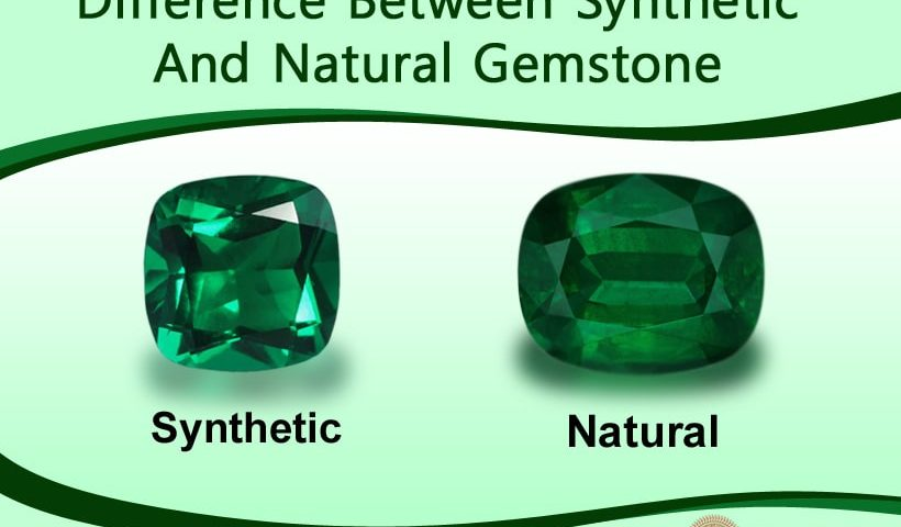 Difference Between Synthetic And Natural Gemstone