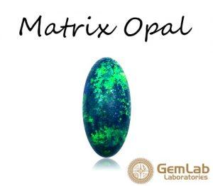 Matrix Opals