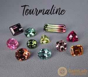 Tourmaline Natural Stone