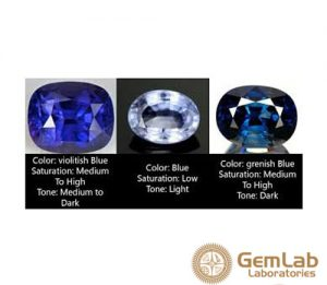What Is The Tone And Clarity Of The Gemstones?