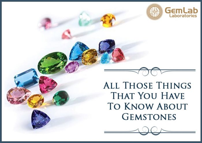 All Those Things That You Have To Know About Gemstones